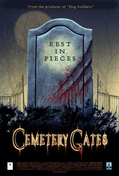 Cmentarne wrota / Cemetery Gates (2006) DVDRip. XviD. . Lektor POLSKI