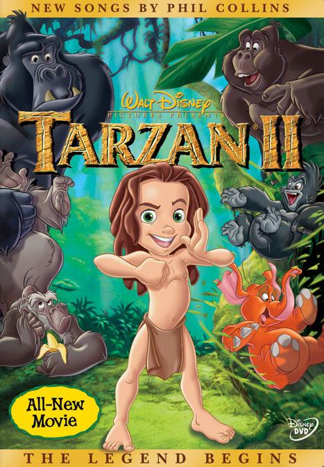 لعبة المغامرات والمرح الممتعة Tarazan 2 بحجم 38 ميجا